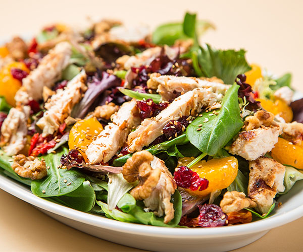 Mandarin Delight Salad